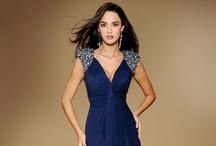Blue | Mother of The Bride Dresses | Rina Di Montella / Blue Fashion Dresses by Rina Di Montella Special Occasion and Mother of The Bride Dresses