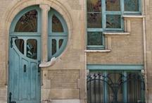 doors/ windows / by Kate Falk