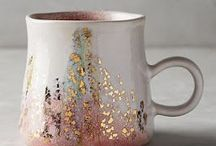 Mug Hoarders / We have a slight obsession with mugs... and coffee.