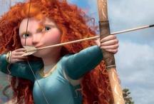 Disney's Brave / by Sandra Alfaro