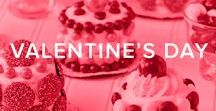 VALENTINE'S DAY / Be ours! Valentine's hair, nails, makeup, food, DIYs, and date ideas!