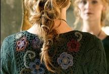 Inspiration - Crochet et tricot / De jolies réalisations tout en crochet