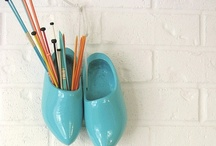 Work & Play :: Creative Spaces / Inspiration for your craft room, sewing studio, creative space (real or imagined).