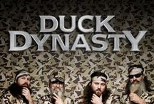 Dynasty / Duck Dynasty / by Sedona Macklin