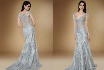 Silver Dresses by Rina Di Montella