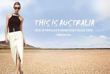 SS14 Australian Designer Collection / This season our Designer Collection takes its cue from the expansive Australian Designer Collection. / by Myer