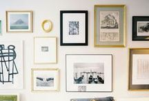 Gallery Walls / by Mollye Spaulding