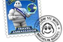 Michelin Brand Ambassadors / Introducing our Michelin Brand Ambassadors for 2013!  / by Michelin Guides