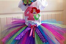 Little Mermaid Stuff / Anything w/ Ariel / by Stephanie Hankins