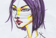 sketches + illustrations. / by Brandy Swope