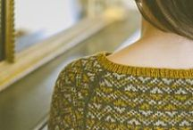 Knitting :: Fair Isle & Colorwork / Fair Isle & Colorwork knitting patterns and inspirational images