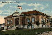 Stillwater Library MN Vintage Photos / Stillwater Public Library. Stillwater MN.1902 Carnegie.
