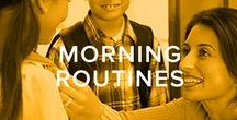 MORNING ROUTINES / Start your day with TODAY's morning routine, a peek inside the fun and fascinating habits of noteworthy newsmakers