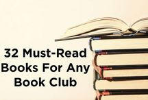 Book Club / How to start a book club. Organization, book title suggestions, and cookbooks.