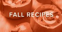FALL RECIPES / Pumpkin, squash, apples and other delicious fall-inspired recipes from TODAY.com and chefs we love.