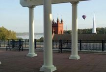 Stillwater MN Balloons / Stillwater hot air balloons -- watch for them -- send us a picture.