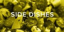 SIDE DISHES / All the delicious recipes you need to create the perfect side dishes to any meal.