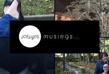 Joelyn M. - Musings / My personal blog!