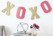 Holidays - Valentine's Day / Celebrate your sweetie! Lovely and fun ideas for Valentine's day, your anniversary, or any other time you want to do something special for the very special one in your life <3