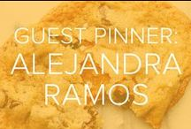 GUEST PINNER: ALEJANDRA RAMOS / Food expert Alejandra Ramos is sharing her favorite recipes and foodie inspiration with TODAY.