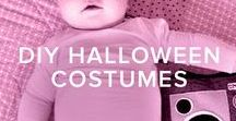 DIY HALLOWEEN COSTUMES / Easy DIY Halloween costume ideas that you can make at home at the last minute!