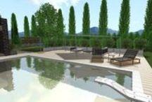 Progetto Residenziale / Render 3d