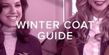 WINTER COAT GUIDE / A roundup of the best coats that will keep you warm and fashionable this winter!
