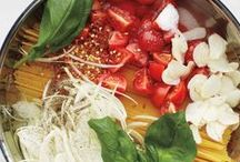 Vegetarian appetizers/meals