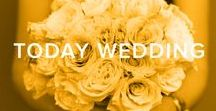 TODAY WEDDING / A board dedicated to all of the options for the TODAY Wedding.