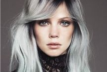 Photoshoot- Hair/Makeup Ideas / Fantastic hair and makeup concepts for photoshoots. / by Lisa Wood