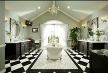 bathrooms / by Lee Rose