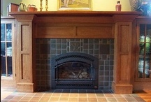 Fireplaces, Built ins, etc.  / by Lee Rose