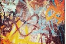 Street Art / aka Graffiti