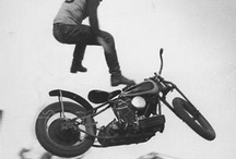 Moto / I feel warm inside. On the motorbike. The wind is all around. We are free. The motorcycle and me