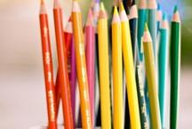 Art Supplies / stuff for makin' art