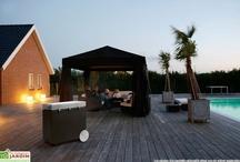 VIE EXTERIEUR / Regardez notre sélection de produits pour votre espace de vie extérieur. / by Mon Aménagement Jardin