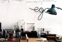 abitare come piace a me... / Inspiring interiors / by Sabrine d'Aubergine