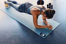 Fitness + Healthy stuff / by Chimene van der Woude