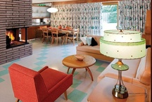 Home from a past life... / Atomic, 50's, Mid Century Modern / by JMB