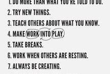 Rock Your Motivation / by Nathalie Gregg