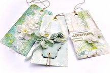 cards, tags