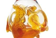ART - Lalique Glass / by Debbie Dumont