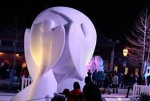 ART - Snow Sculptures / by Debbie Dumont
