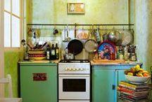 Dream Kitchens / by Greta Myers