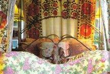 Dream bedrooms / by Greta Myers