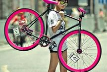 lovely bicycles / by Greta Myers