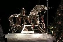 ART - Ice Sculptures/Carvings / by Debbie Dumont