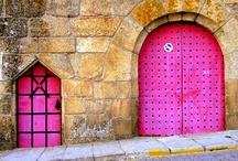Doors ... windows ... stairs ... / by Diane San Diego