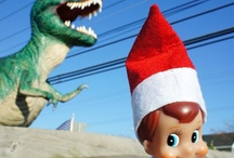 Adventures of Hobie / Follow this board of Hobie's many adventures. Our office Elf loves to travel around Ocean City Maryland! #ElfOnTheShelf
