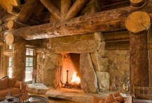FIREPLACE FEVER / by Debbie Dumont